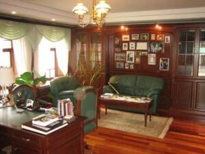 Уборка кабинета