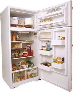 Неприятный запах холодильника
