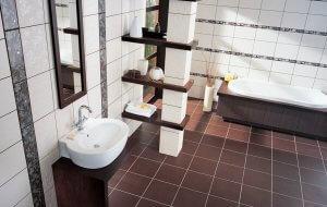 Как и чем мыть плитку в ванной